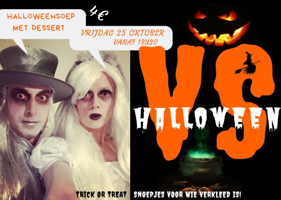 VS Halloween ontwerp 2