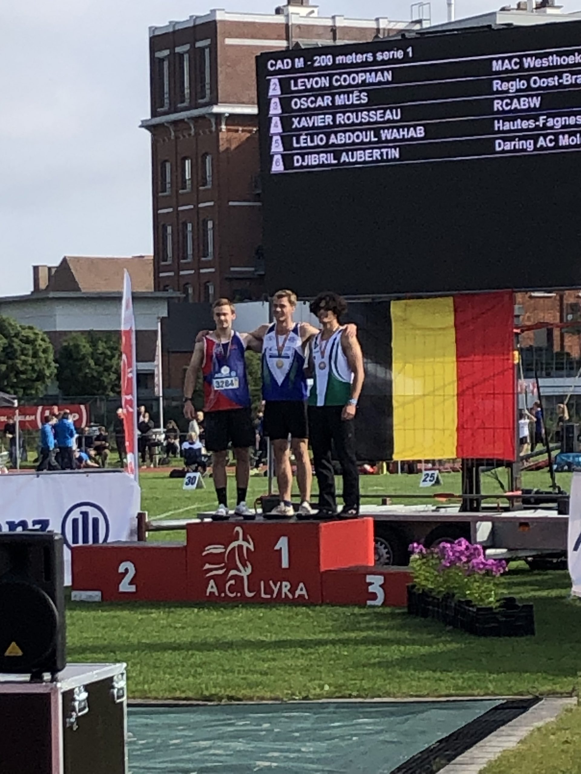 BK kadetten en scholieren: zilver en brons voor Cédric Broekaert en hele reeks knappe prestaties